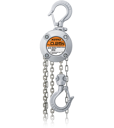 KITO CX Small Capacity Chain Fall