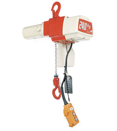 KITO EDL Single Phase Electric Chain Hoist
