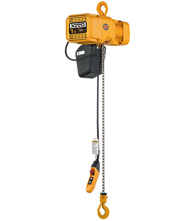 KITO ER2 Single Speed Three Phase Electric Chain Hoist