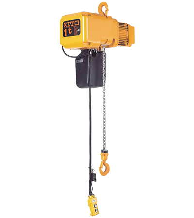 KITO SER Heavy Duty Single Phase Electric Chain Hoist