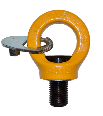 Metric Swivel Lifting Key Eye Points