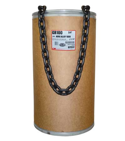 Grade 100 Alloy Lifting Chain Drum