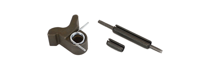 Grade 100 Self Locking Trigger Kits Dimensions
