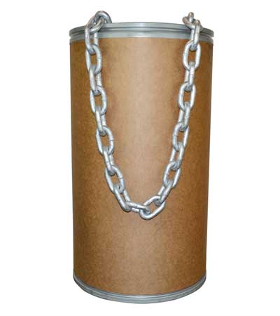 Grade 30 Proof Coil Chain Drum