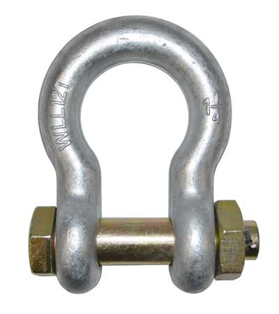Bolt Type Anchor Shackles