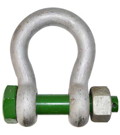 Van Beest Bolt Type Anchor Shackles