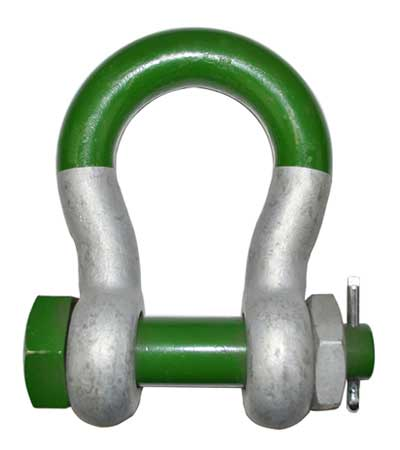 Van Beest Super Bow Bolt Shackles