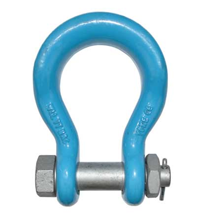 Forged Alloy Wide Body Shackles