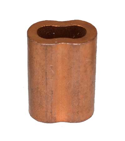 Copper Swage Sleeves